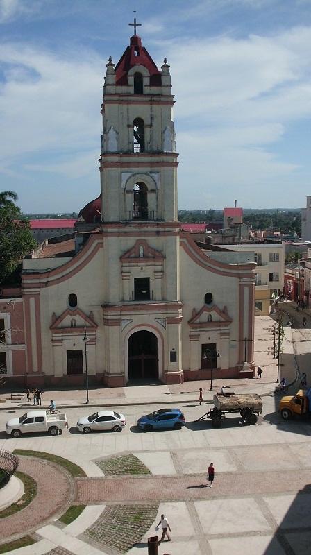 Iglesia de Las Merced