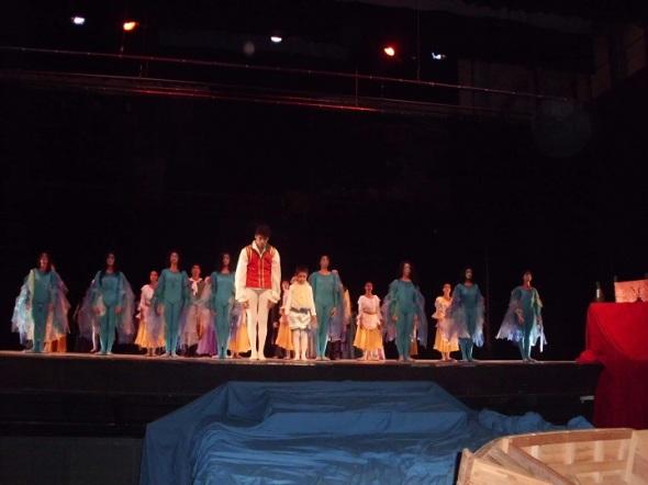 Ballet-teatro Silvestre