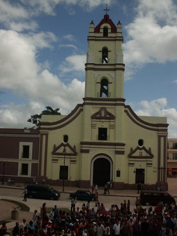 Camagüey, la ciudad más preciosa de la ínsula segun José Carlos de Santiago