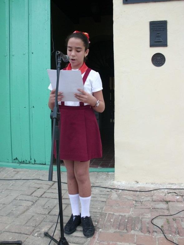 Claudia Castellanos recordó que Héroe Nacional de Cuba Fernando González en su largo cautiverio ha permanecido en fría y lejanas prisiones de la geografía estadounidense