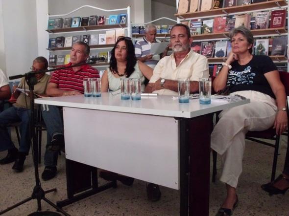 CONFERENCIA DE PRENSA FERIA DEL LIBRO Camagüey