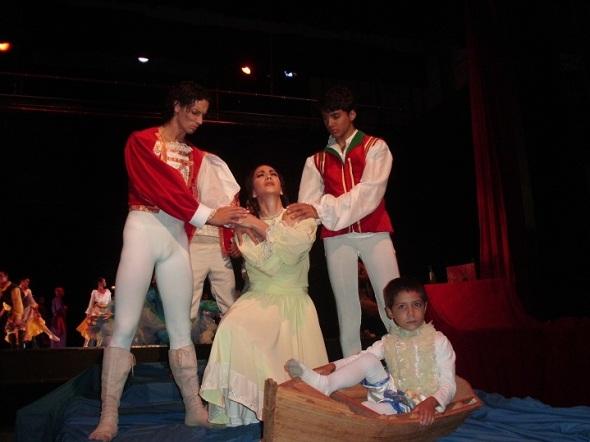 Estreno mundial en Cuba del ballet-teatro Silvestre