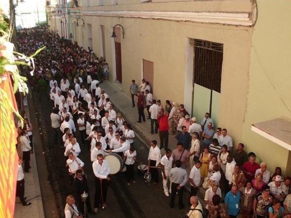 Festejos cinco siglos de El Camagüey (1)