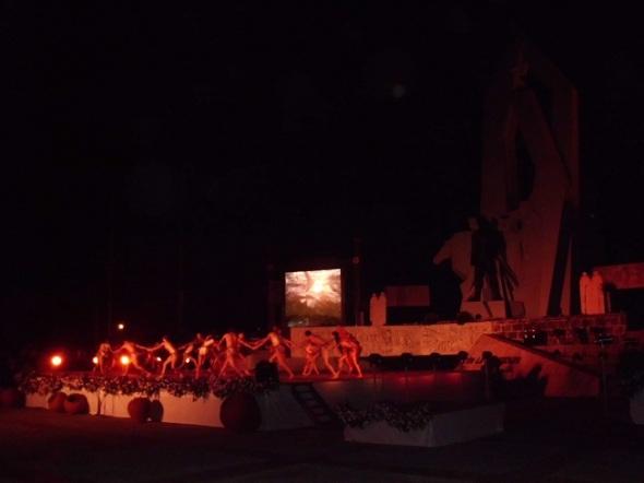 Gala  500 años de Puerto Príncipe, Camagüey (1)