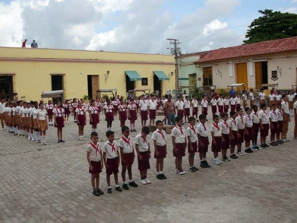 Los jóvenes, adolescentes y niños de Camagüey esperan la tan ansiada liberación de Fernando González, uno de los cinco antiterroristas cubanos