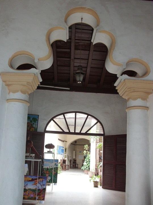 Reliquias arquitectónicas de la villa de Santa María del Puerto del Príncipe