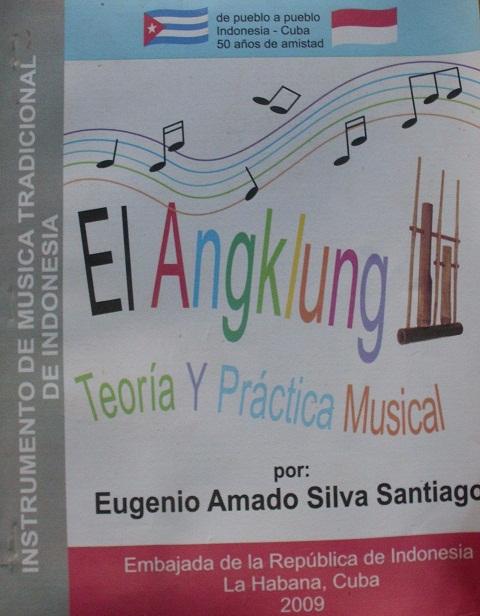 El Angklung, Teoría y Práctica Musical