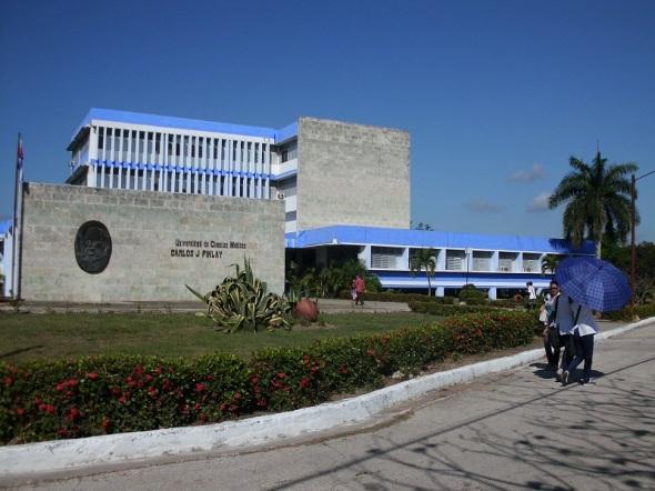 Instituto Superior de Ciencias Médicas Carlos J. Finlay