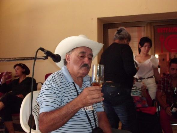 Noel Morales, presidente Asociación Nacional de Vinicultores