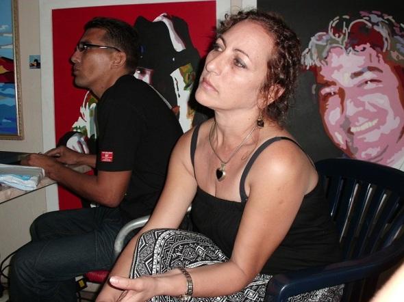 Tania Vergara, directora del Ballet Contemporáneo Endedans