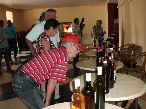 Una amplia variedad en el Primer Festival Nacional de Vinicultores 2014