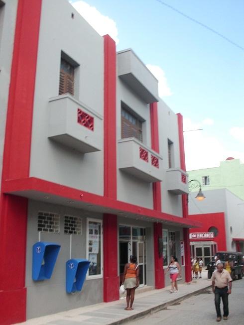 Una moderna área arquitectónica reinaugurada recientemente y que forma parte del complejo