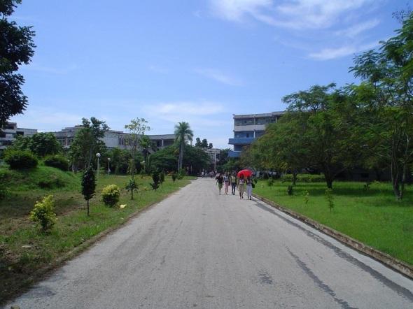 Universidad de Camagüey. Foto Lázaro David Najarro