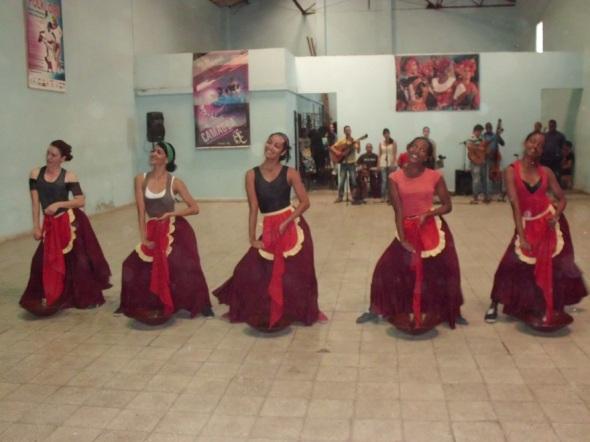 Danza de las Lavanderas