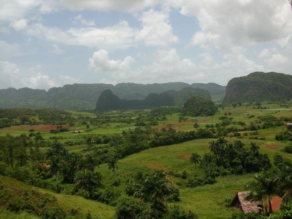 Hermosa naturaleza en la más occidental provincia cubana. Lázaro Najarro.