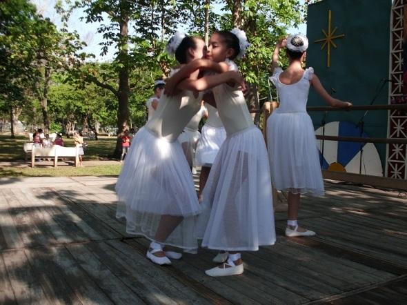 Incentivar el amor por la danza