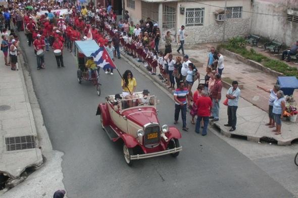 Las Romerías, una fiesta popular. Foto Lázaro David Najarro