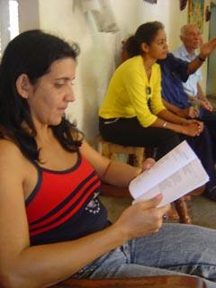 Odalys Leyva. Foto Lázaro David Najarro