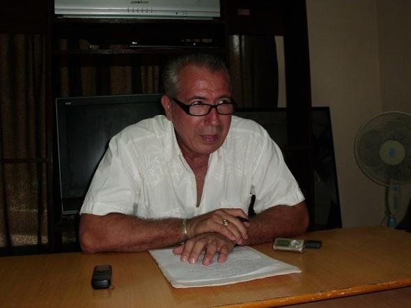Omar González.Foto Lázaro David Najarro