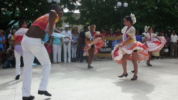 Significó el interés que existe en Camagüey por  rescatar la cultural tradicional y popular y desarrollar esa manifestación folklórica. Foto Lázaro David Najarro