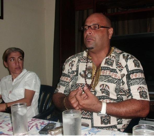 Wilmer Ferrán, director de Rumbatá