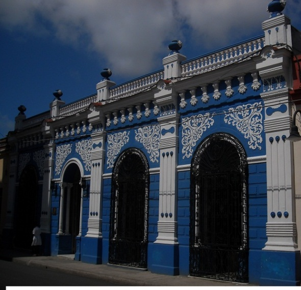 Casa de la Diversidad Cultural Camagüeyana. Foto Lázaro David Najarro
