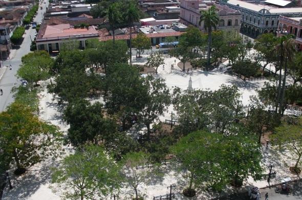 En Cuba armonia entre la arquitectura y la  naturaleza. Foto Lázaro David Najarro
