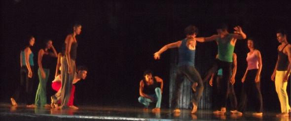 Es una historia que cada espectador va a interpretar a su manera según sus vivencias durante el espectáculo, lo que le quede más claro y conozca de la danza contemporánea o general, aseveró Tania Vergara