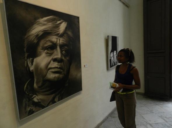 Creadores cubanos rinden honores artísticos a Oswaldo Guayasamín