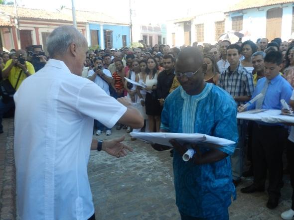 Más de 30 mil 200 estudiantes de 67 nacionalidades han egresado de la Universidad de Camagüey Ignacio Agramonte y Loynaz