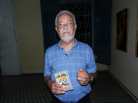 Néstor Nazario integrante de la dirección del Movimiento Independentista Nacional Hostosiano de Puerto Rico