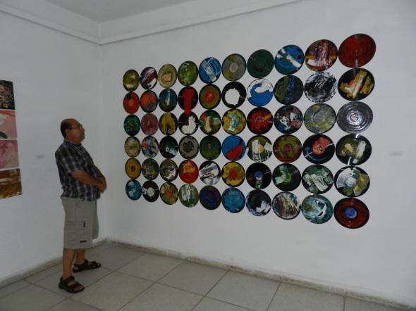 Obra de compositor musical ruso en proyecto pictórico cubano