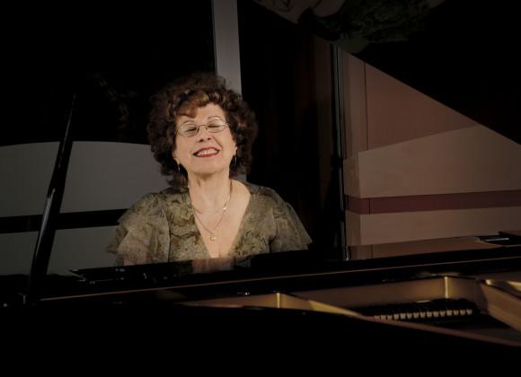 Alicia Perea en concierto