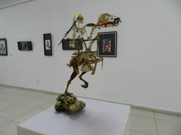 En busca del Dragón, de Ali Hamouni, Segundo Premio
