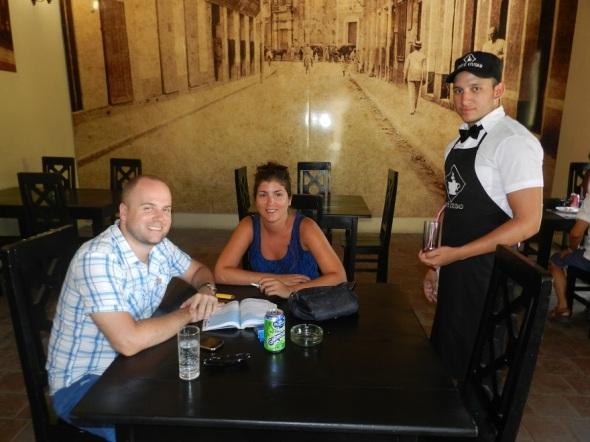 Excelencia en la hospitalidad 2014, al Café Ciudad