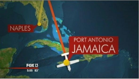 aeronave jamaica