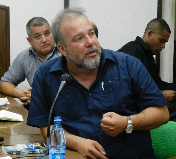 Manuel Marrero. Foto Lázaro David Najarro