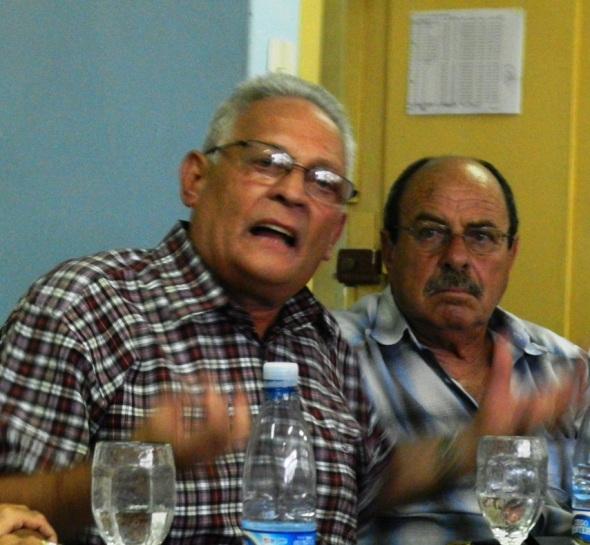 Ministro de Educación Superior, Doctor en Ciencias Rodolfo Alarcón