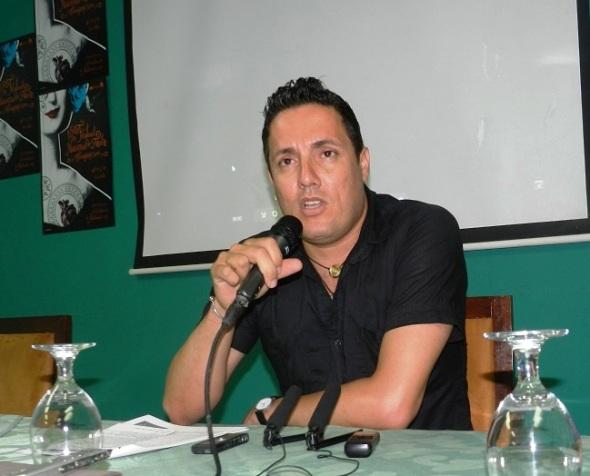 Presidente Comité organizador festival de teatro