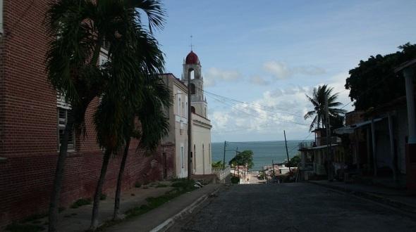 Actual ciudad de Nuevita donde se erigio la villa de Puerto Príncipe