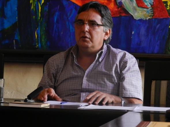 Director de la Oficina del Historia de la Ciudad en Camagüey