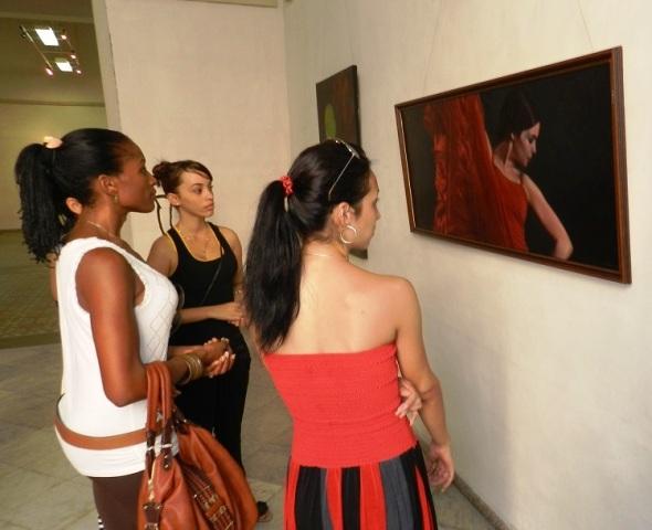 Exposicion colectiva por Festival Nacional de Teatro