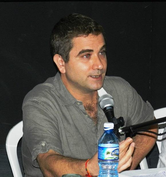 Jean-Frédéric Chevallier, teórico, dramaturgo y director Teatral frances