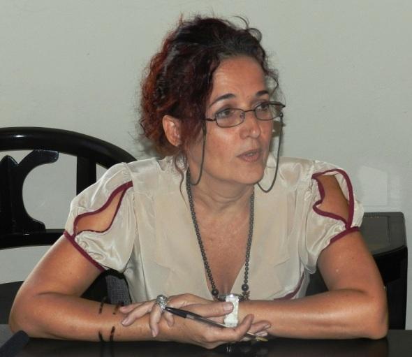 La Master en Ciencias Daimí Ruíz Varela