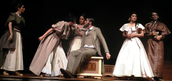 Teatro camagüeyano