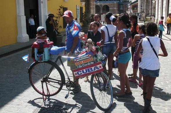 Cabanía en La Habana