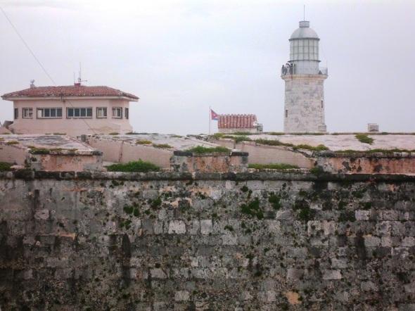 Castillo  del Morro en La Habana
