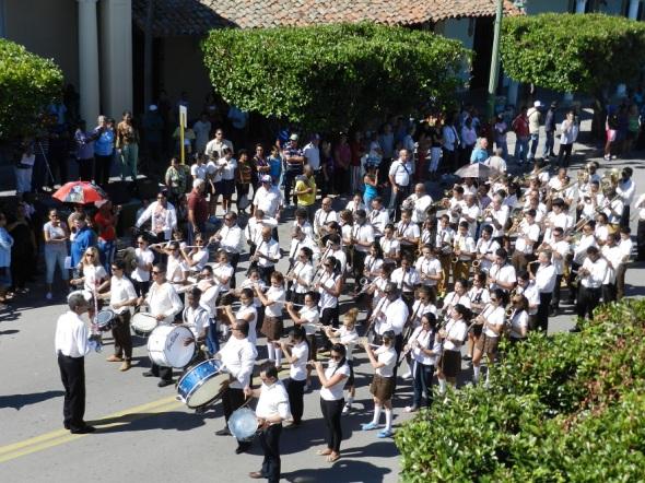 Fiesta del Tinajón, inauguración