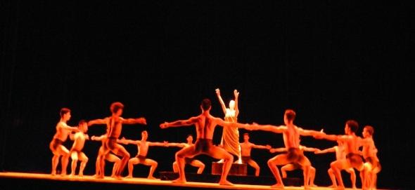 Homenaje de la danza en Camagüey al maestro Fernando Alonso