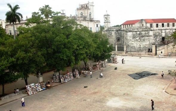 Plaza de Armas, La Habana Vieja, La Habana